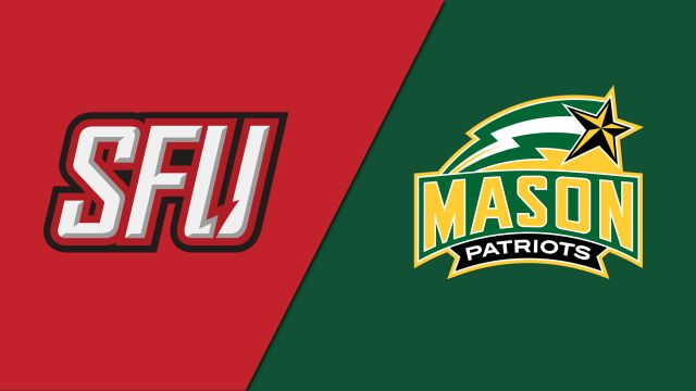 St. Francis (PA) vs. George Mason (Softball)