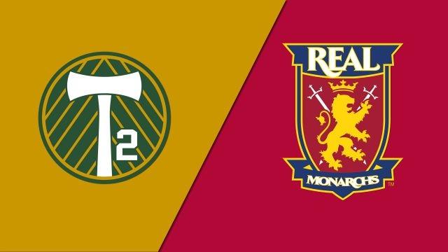 Portland Timbers 2 vs. Real Monarchs SLC (USL Championship)