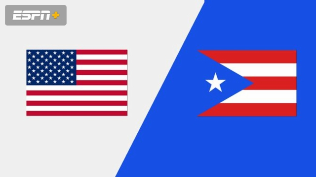 USA vs. Puerto Rico