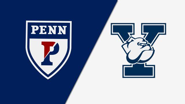 Pennsylvania vs. Yale (Field Hockey)