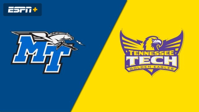 Middle Tennessee vs. Tennessee Tech (W Volleyball)