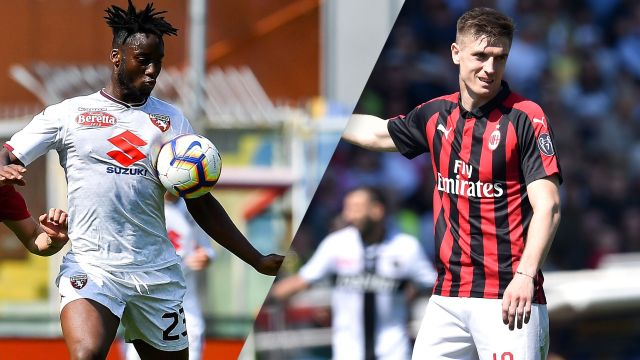 Torino vs. AC Milan (Serie A)