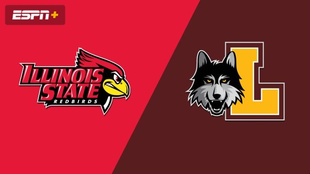 Illinois State vs. Loyola (W Basketball)