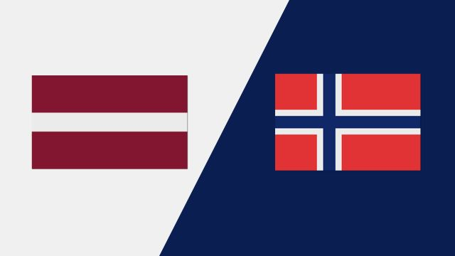 Latvia vs. Norway (2018 FIL World Lacrosse Championships)