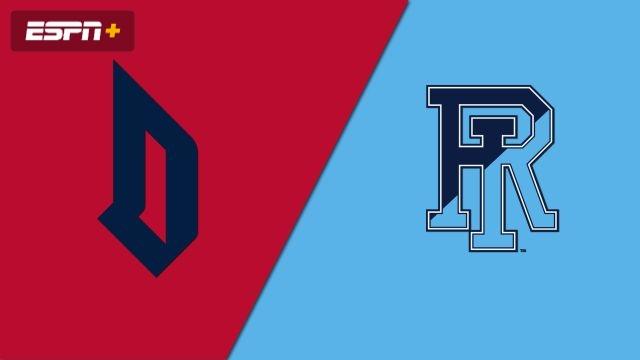 Duquesne vs. Rhode Island (M Basketball)