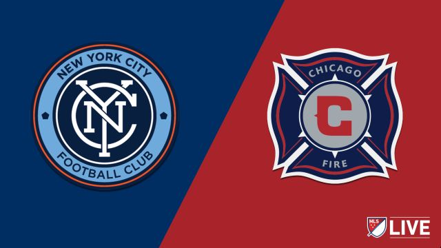 In Spanish-Chicago Fire vs. New York City FC