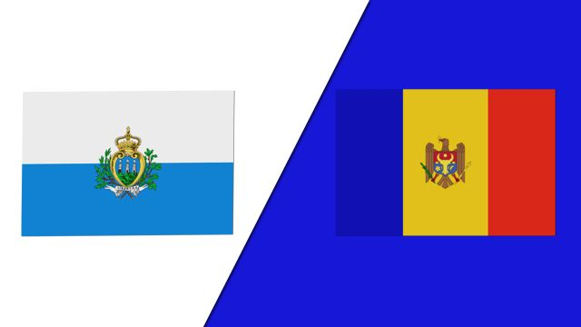 San Marino vs. Moldova (UEFA Nations League)