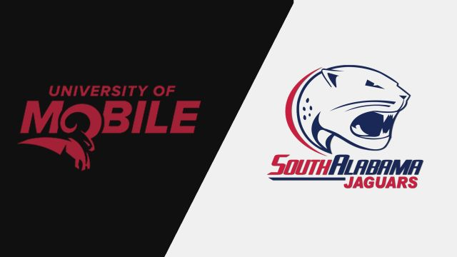 University of Mobile vs. South Alabama (M Basketball)
