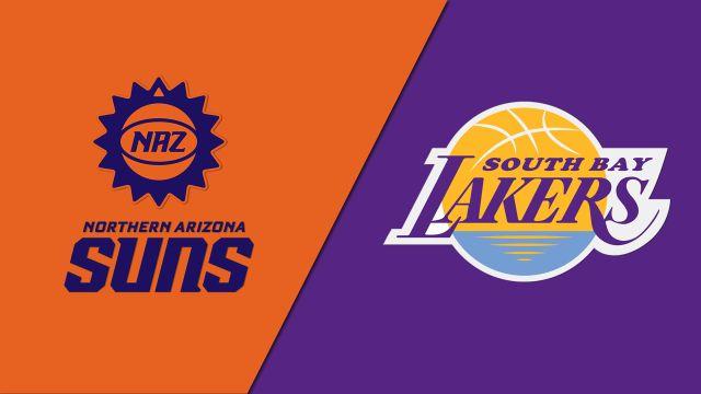 Northern Arizona Suns vs. South Bay Lakers