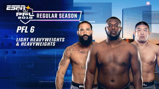 Professional Fighters League (PFL 6)