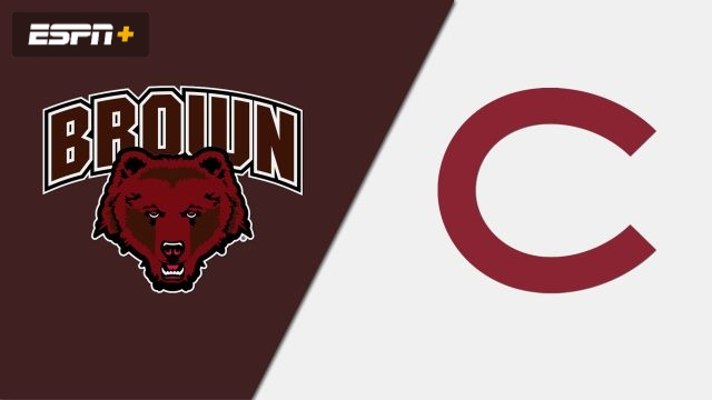 Brown vs. Colgate (W Hockey)