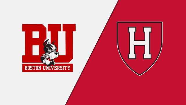 Boston University vs. Harvard (W Basketball)