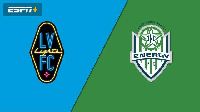 Las Vegas Lights FC vs. OKC Energy FC (USL Championship)