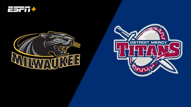 Milwaukee vs. Detroit Mercy (First Round) (M Soccer)