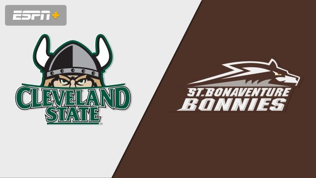Cleveland State vs. St. Bonaventure (W Basketball)
