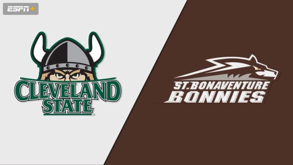 Cleveland State vs. St. Bonaventure (W Basketball)