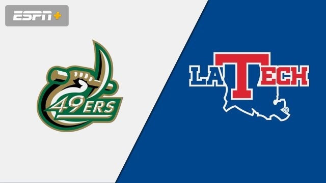 Charlotte vs. Louisiana Tech (M Basketball)