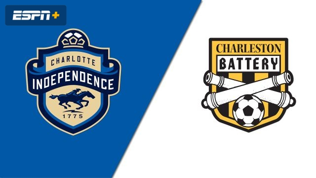 Charlotte Independence vs. Charleston Battery (USL Championship)