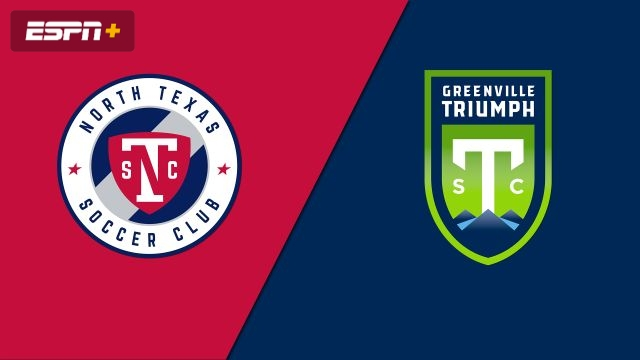 North Texas SC vs. Greenville Triumph SC (USL League One)