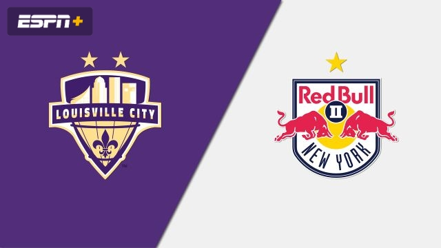 Louisville City FC vs. New York Red Bulls II (USL Championship)