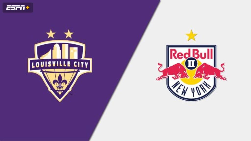 Louisville City FC vs. New York Red Bulls II (USL Championship)