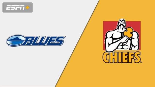 Blues vs. Chiefs (Super Rugby)