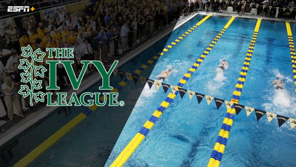 Ivy League Men's Swimming & Diving Championship (Day 3)
