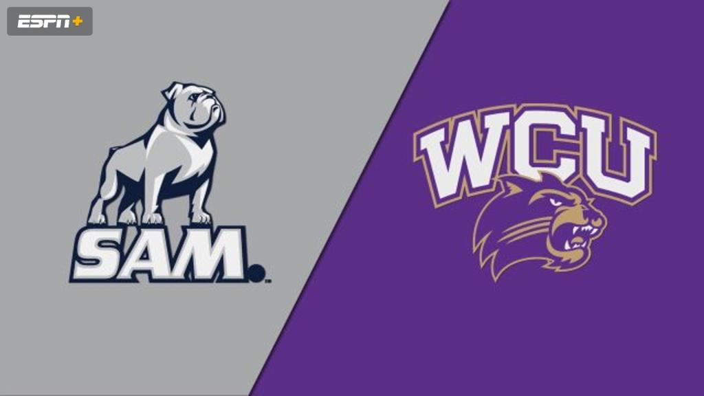 Samford vs. Western Carolina (W Basketball)