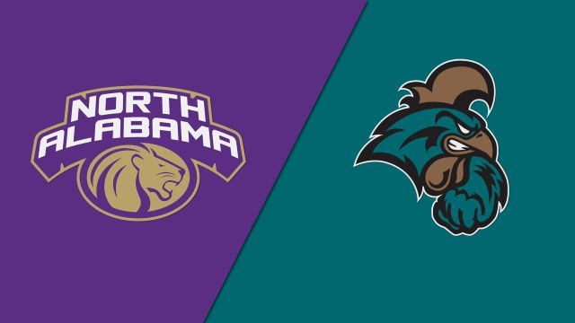 North Alabama vs. Coastal Carolina (Match #6) (Atlantic Sun Beach Volleyball Championship)