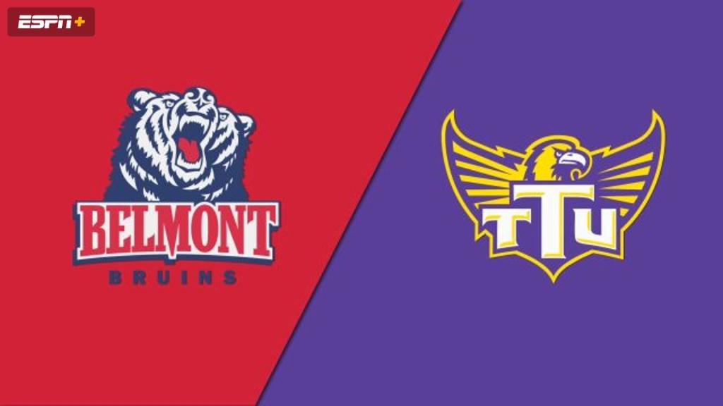 Belmont vs. Tennessee Tech (W Basketball)