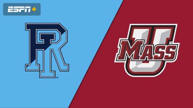 Rhode Island vs. UMass (M Soccer)