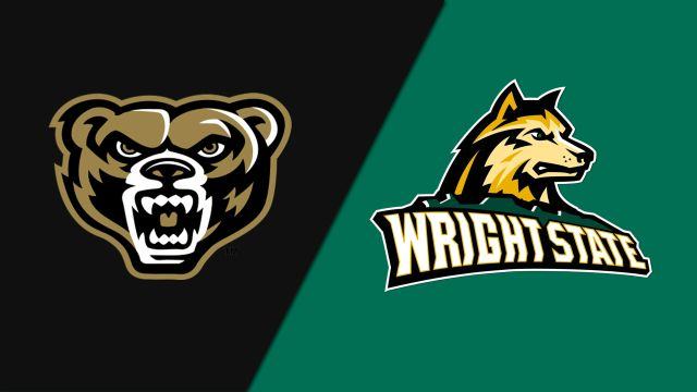 Oakland vs. Wright State (W Basketball)