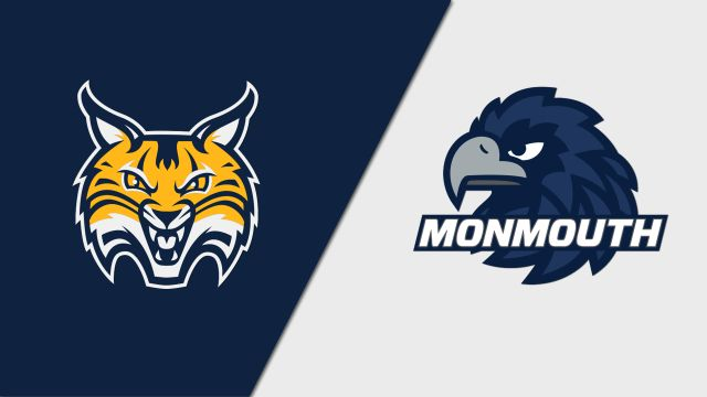 Quinnipiac vs. Monmouth (M Basketball)