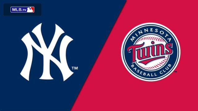 New York Yankees vs. Minnesota Twins