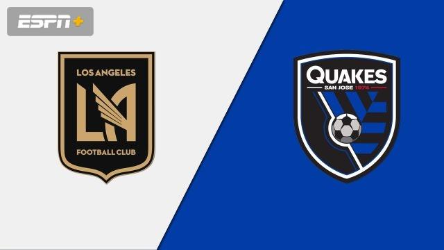 LAFC vs. San Jose Earthquakes (Round of 16) (U.S. Open Cup)