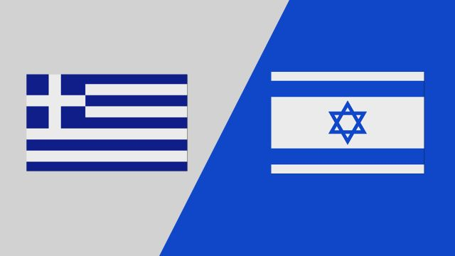 Greece vs. Israel (FIBA World Cup 2019 Qualifier)