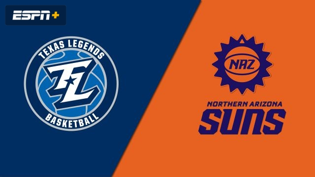 Texas Legends vs. Northern Arizona Suns