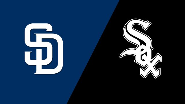 San Diego Padres vs. Chicago White Sox