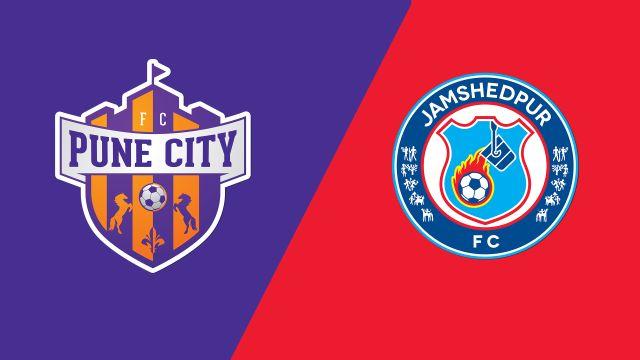 FC Pune City vs. Jamshedpur FC