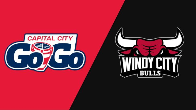 Capital City Go-Go vs. Windy City Bulls