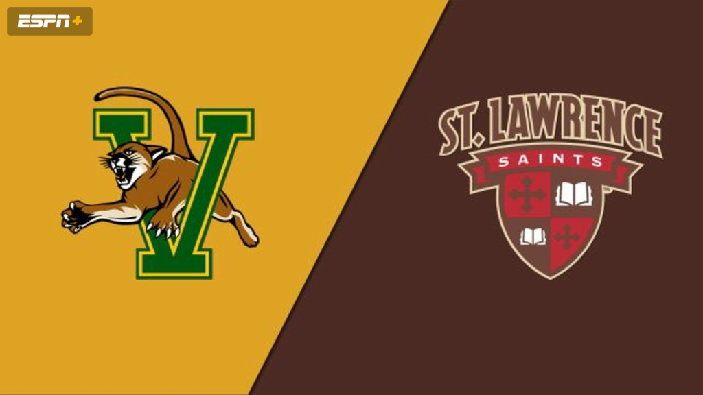 Vermont vs. St. Lawrence (M Hockey)