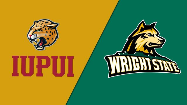 IUPUI vs. #17 Wright State (M Soccer)