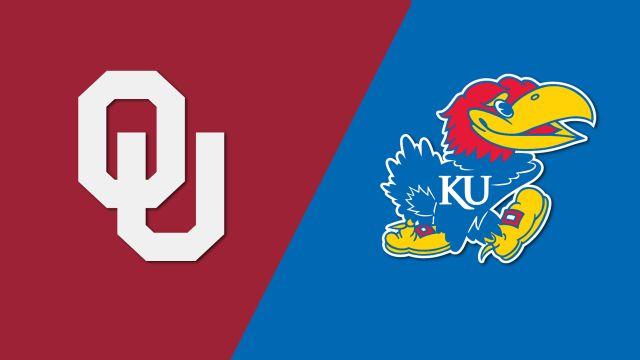 Oklahoma vs. Kansas (W Soccer)