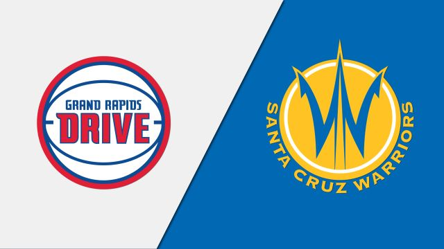 Grand Rapids Drive vs. Santa Cruz Warriors