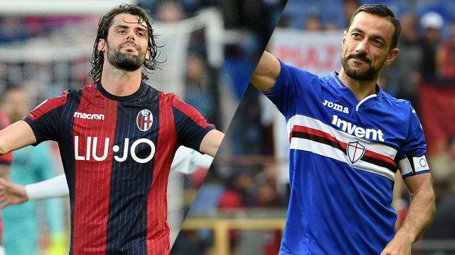 Bologna vs. Sampdoria (Serie A)