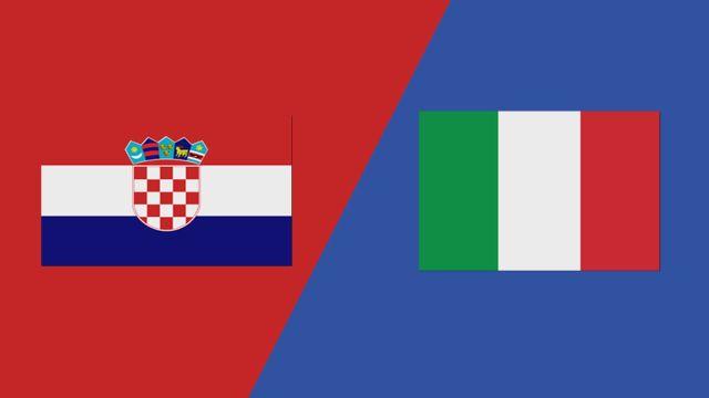 Croatia vs. Italy (FIBA World Cup 2019 Qualifier)