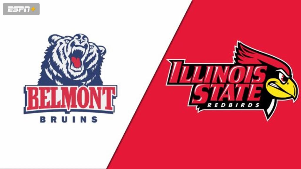 Belmont vs. Illinois State (M Basketball)