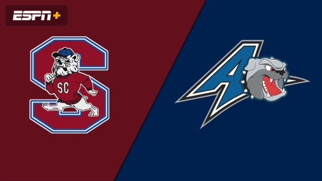 South Carolina State vs. UNC Asheville (W Basketball)