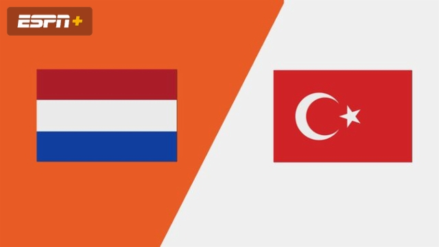 Netherlands vs. Turkey