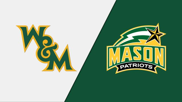 William & Mary vs. George Mason (Baseball)